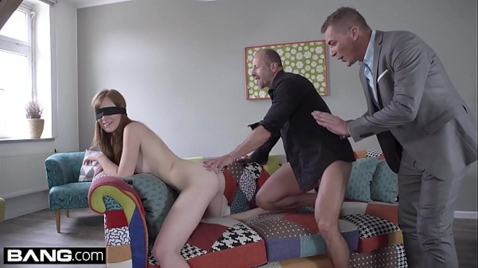 Hd Anal Threesome Stockings