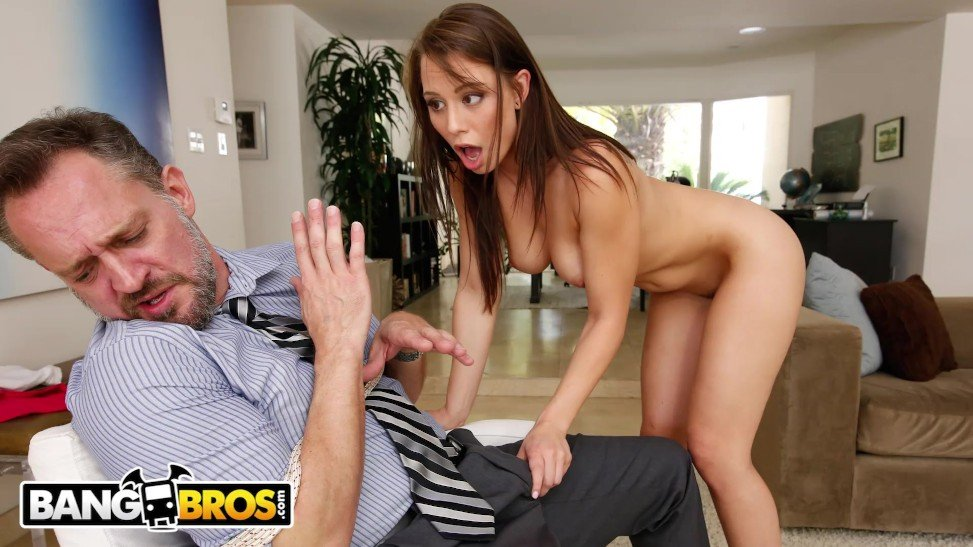 Virgin Daughter Fucks Step Dad