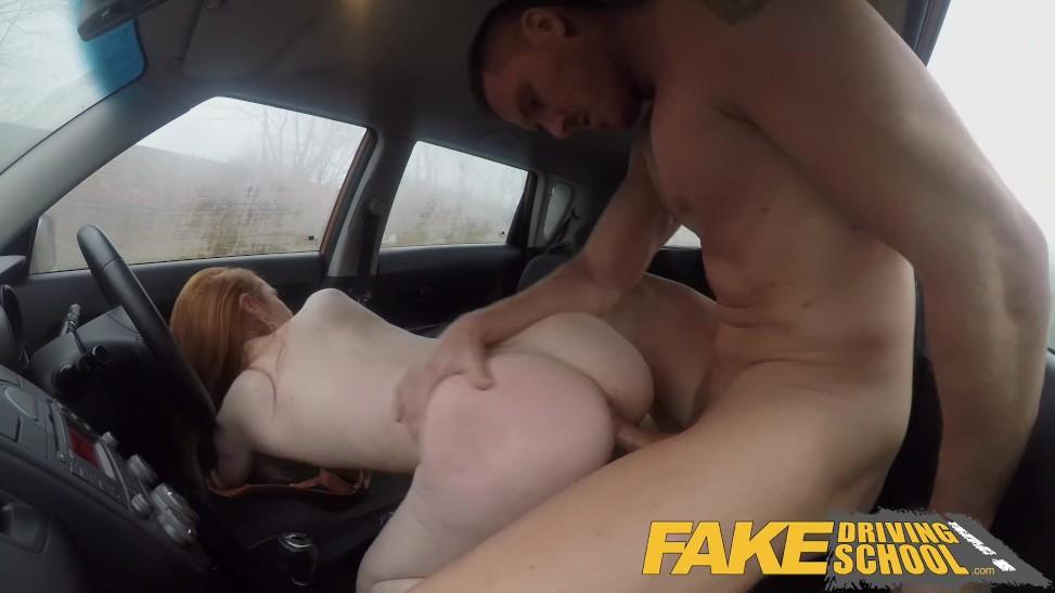 Stella Cox Fake Driving School